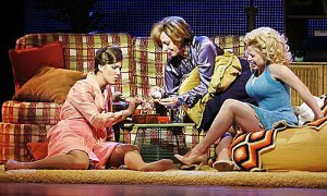 The three leads of 9 to 5.