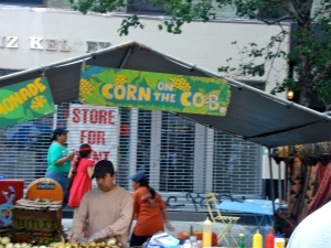 I corn on the cob, therefore I am?
