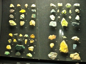Pretty radioactive rocks!