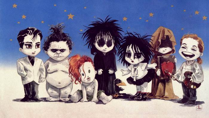 28 Days to Dragon*Con:  Sandman's The Little Endless (1/6)