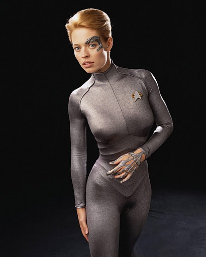 jeri ryan seven of nine hot