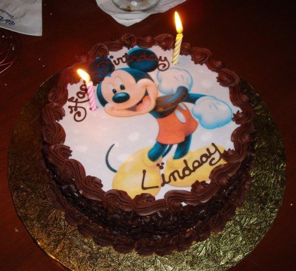 Awe Inspiring The Time I Went To Disney World For My 23Rd Birthday The Birthday Cards Printable Benkemecafe Filternl