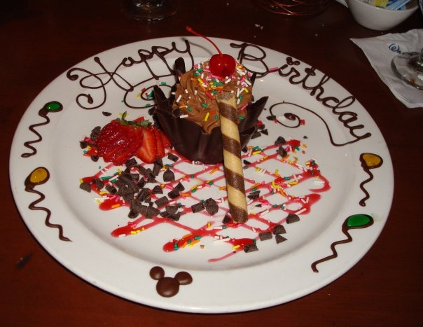 Cakes At Le Cellier Steakhouse