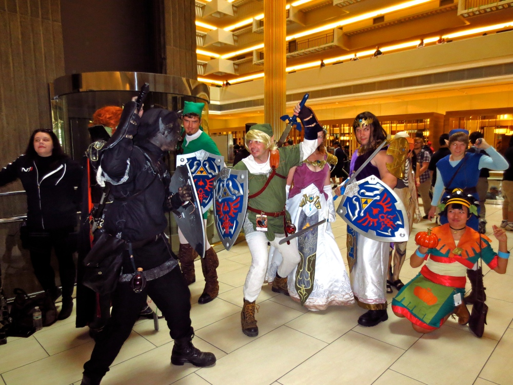 Dragon*Con 2012 Recap: Saturday  (6/6)