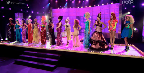 RuPaul's Drag Race, Season 5, Episode 1 (4/4)